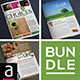 Newsletters Bundle - GraphicRiver Item for Sale