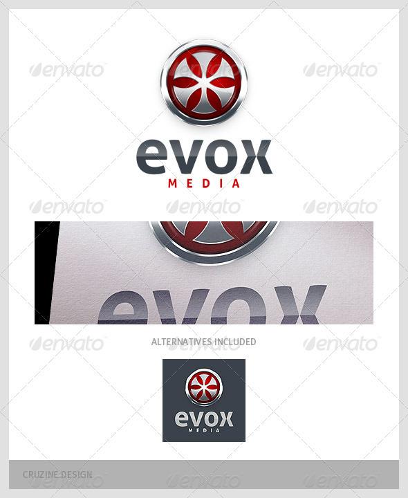 Glossy Metalic Logo