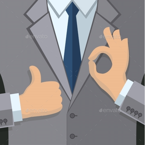 GraphicRiver Business Man 11146212