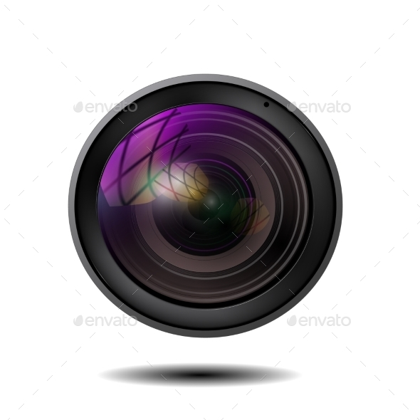GraphicRiver Camera Lens 11146219