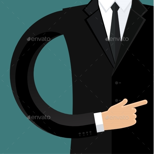 GraphicRiver Business Man 11146223
