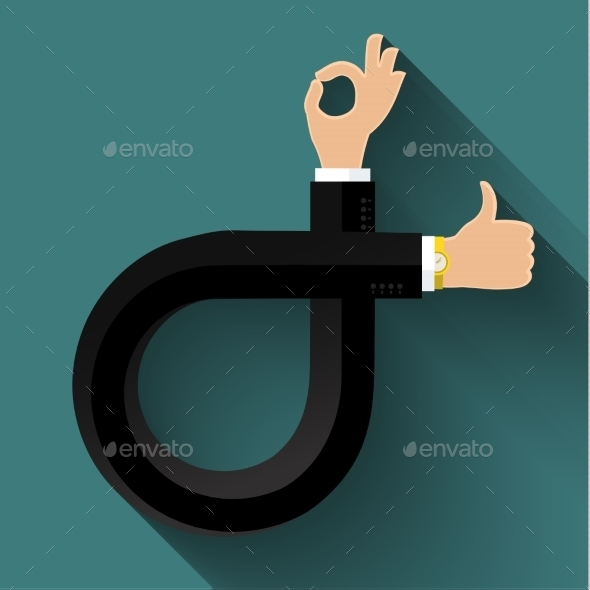 GraphicRiver Hands Figure 11146231