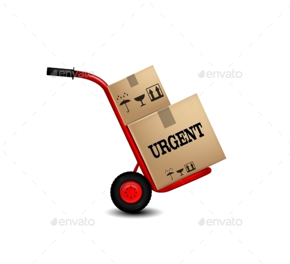 GraphicRiver Delivery Service 11146322