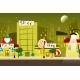 Cartoon City - GraphicRiver Item for Sale