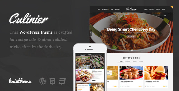 Free download center culinier food 38 recipe wordpress theme culinier food 38 recipe wordpress theme food free download forumfinder Image collections