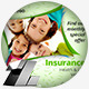 Insurance Web & Facebook Banners Ads - GraphicRiver Item for Sale