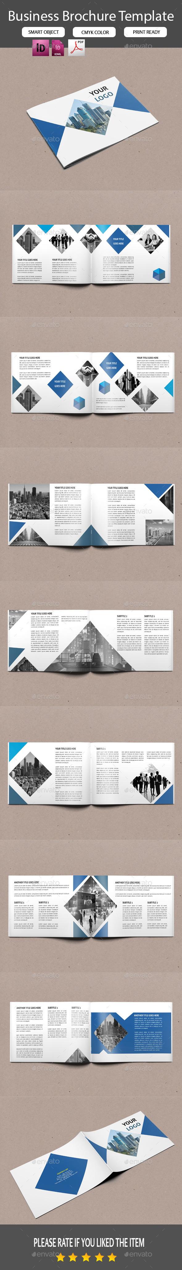 GraphicRiver Modern Landscape Brochure 11147097