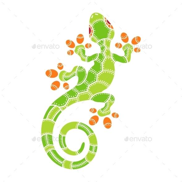 GraphicRiver Lizard 11147112