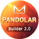 Pandolar - Responsive Email + TemplateBuilder
