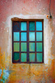 Rusty Green Window - PhotoDune Item for Sale