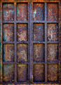 Rusty Iron Window - PhotoDune Item for Sale