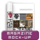 A4 Brochure / Magazine Mock-up - GraphicRiver Item for Sale