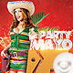 Flyer 5 de Mayo Party - GraphicRiver Item for Sale