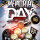 Memorial Day Celebration Flyer - GraphicRiver Item for Sale
