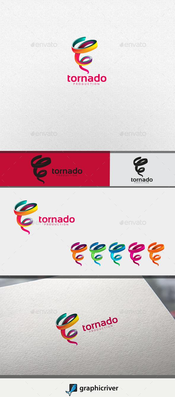 GraphicRiver tornado letter T 11149076