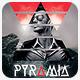 Pyramid Minimal Futuristic Flyer Template - GraphicRiver Item for Sale