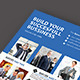 Corporate Flyer V.4 - GraphicRiver Item for Sale