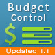 Budget Control - CodeCanyon Item for Sale