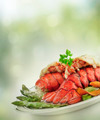 Grilled Lobster Tail - PhotoDune Item for Sale