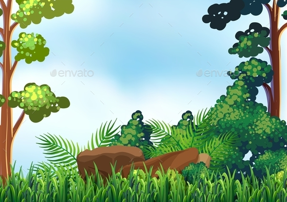 GraphicRiver Forest 11150254