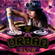 Urban Glow Party - GraphicRiver Item for Sale