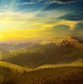 beautiful mountain landscape and sunrise - PhotoDune Item for Sale