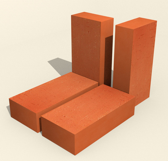 3DOcean Red brick 11150600