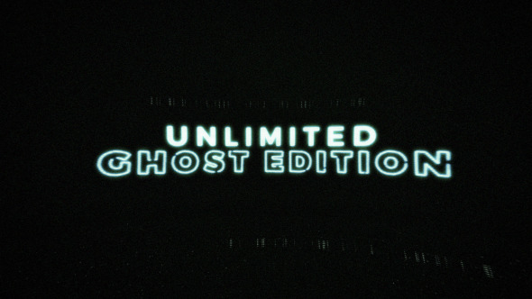Glitch Ghost