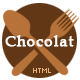 Chocolat - Bootstrap Restaurant Template - ThemeForest Item for Sale