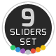 9 Multiple Slider Cover Template - GraphicRiver Item for Sale
