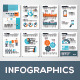 Infographic Brochure Vector Elements Kit 14 - GraphicRiver Item for Sale