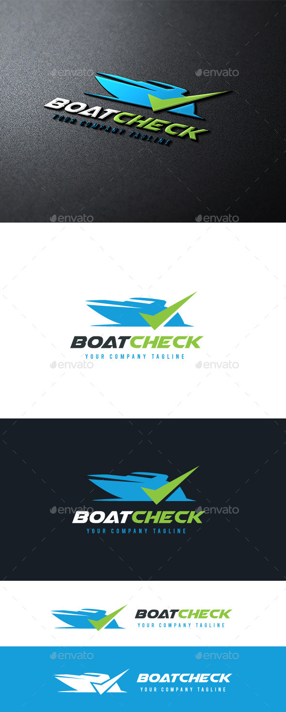 GraphicRiver Boat Check 11153004