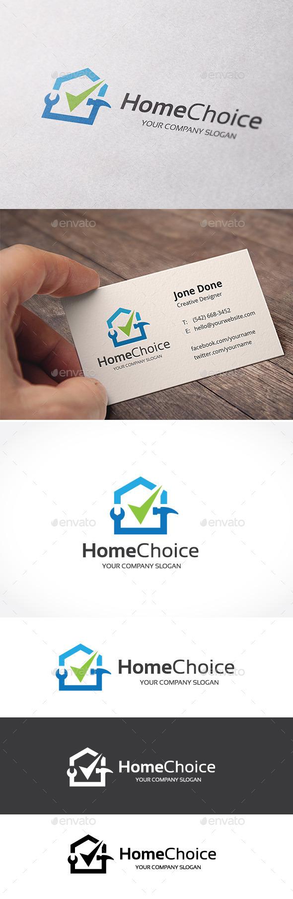 GraphicRiver Home Choice 11153096