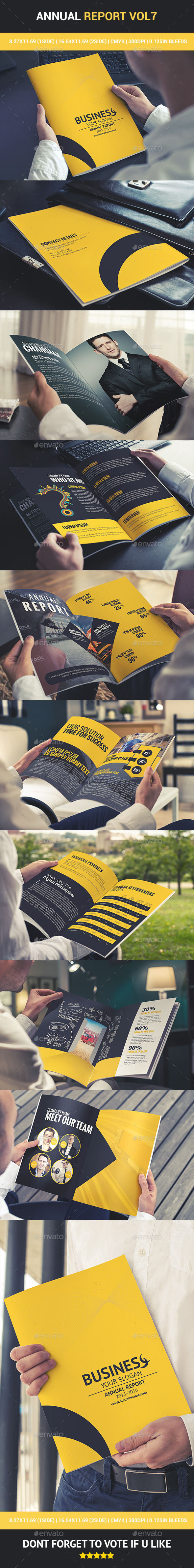 GraphicRiver Annual Report Catalogue-Vol7 11073472