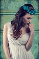 vintage romantic spring girl - PhotoDune Item for Sale