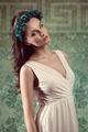 charming spring brunette girl - PhotoDune Item for Sale