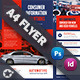 Automobile Service Flyer Templates - GraphicRiver Item for Sale