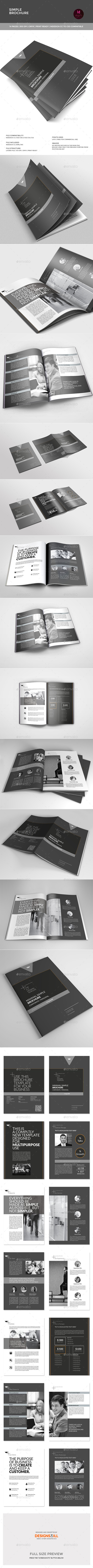 GraphicRiver Brochure 11153766