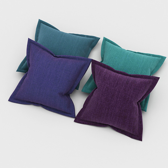 3DOcean Pillows 65 11153827