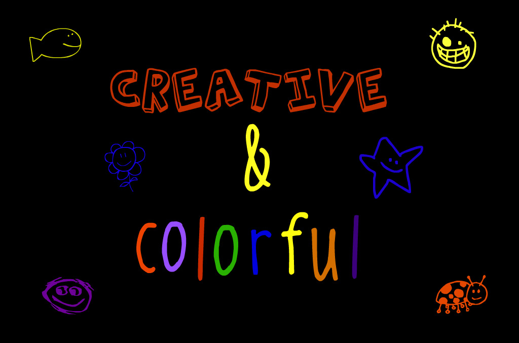 Creative & Colorful