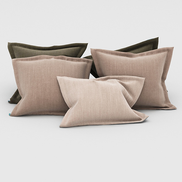 3DOcean Pillows 67 11153867