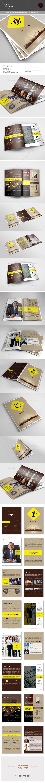 GraphicRiver Brochure 11153944