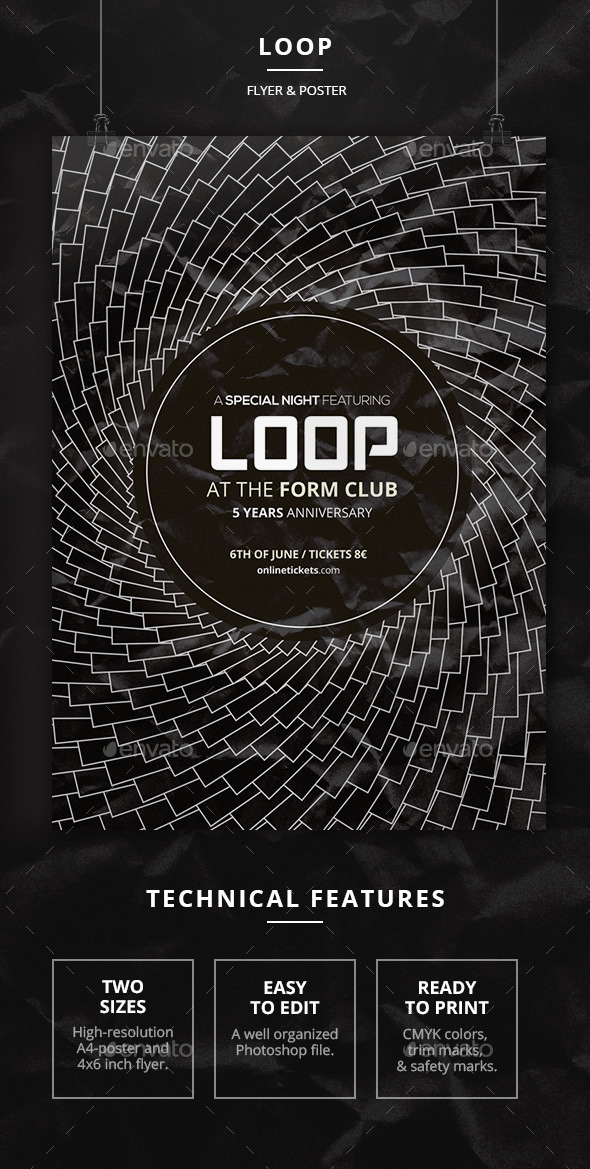 GraphicRiver Loop 11153971