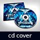 Open Sense CD Cover - GraphicRiver Item for Sale