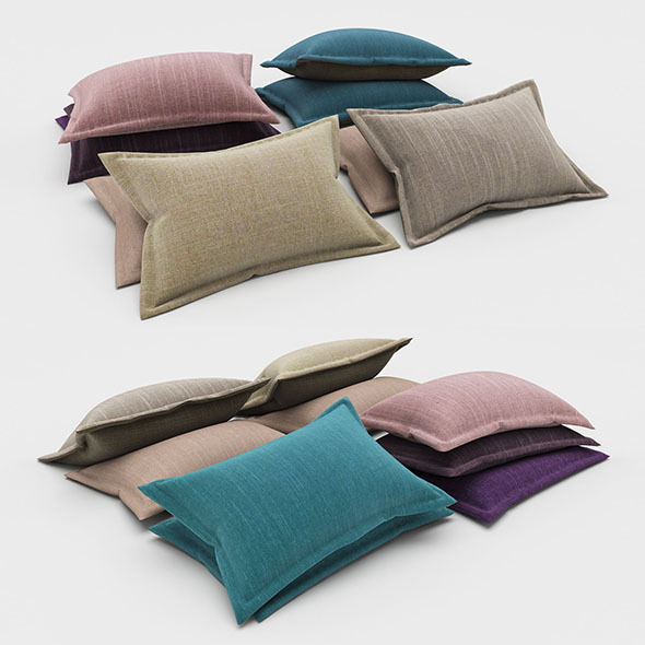 3DOcean Pillows 66 11154004