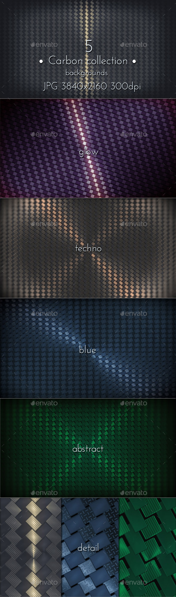 GraphicRiver Carbon Surface Background 11154045