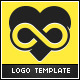 Infinity Love Logo Template - GraphicRiver Item for Sale