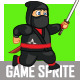 Fat Ninja Sprite