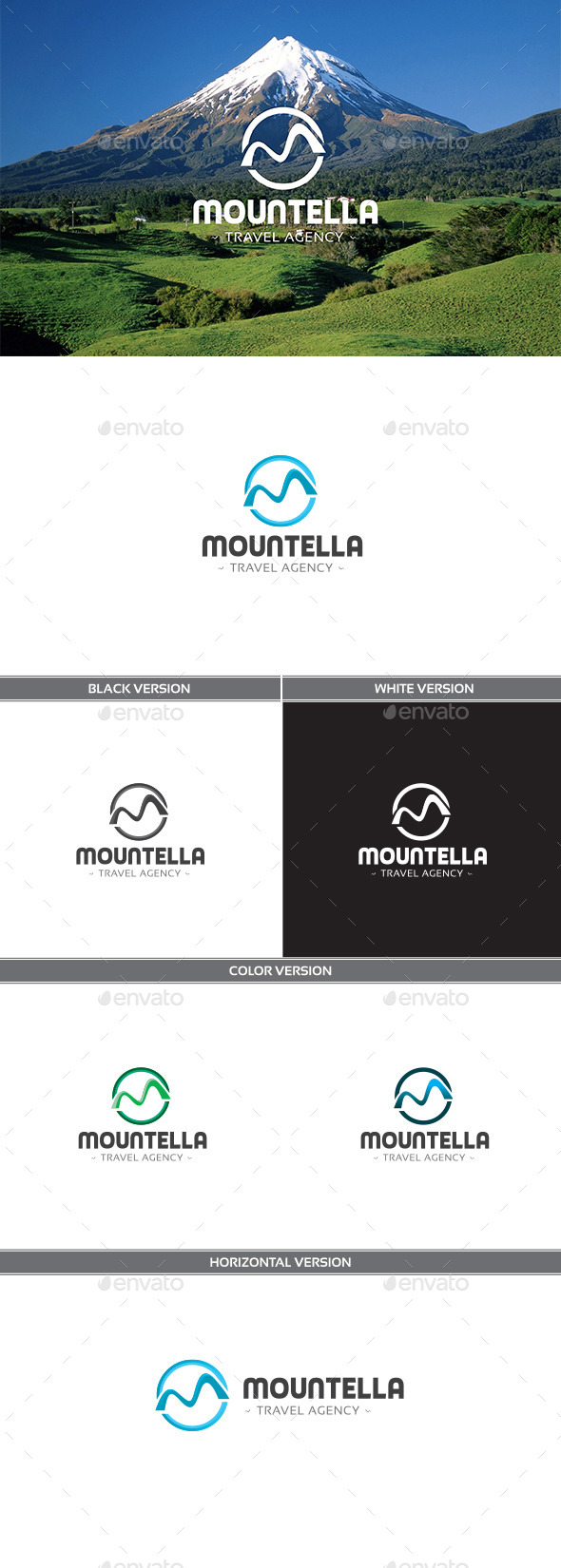 GraphicRiver Mountella 11154494