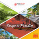 Travel Agency Corporate Flyer 13 - GraphicRiver Item for Sale